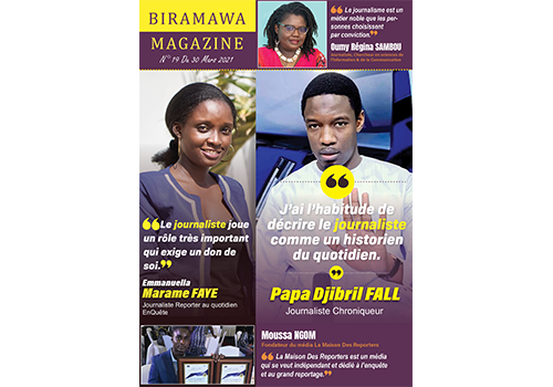 Magazine N°19 du 30 Mars 2021