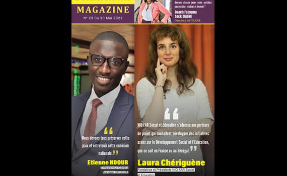 Magazine N°23 du 30 Mai 2021