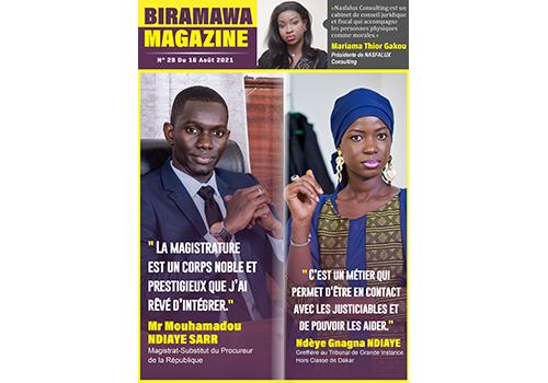 Biramawa magazine N°28